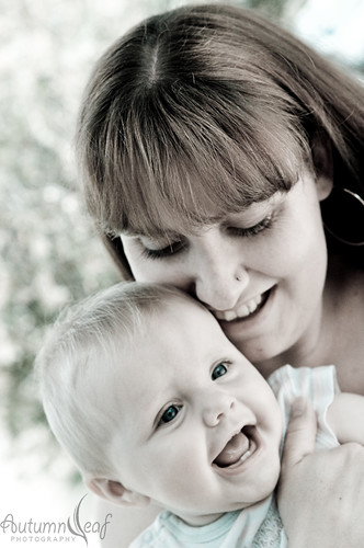 The Morlings - Daughter and Mum