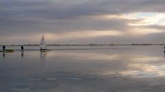 P1040008 (Remko van Dokkum) Tags: ice iceskating skating waterland schaatsen monnickendam schaats natuurijs gouwzee ijszeilen