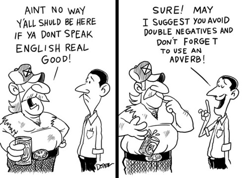 english language law cartoon