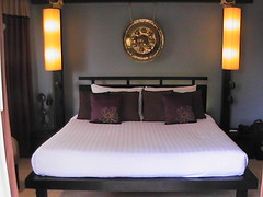 tohsang khong jiam resort bed
