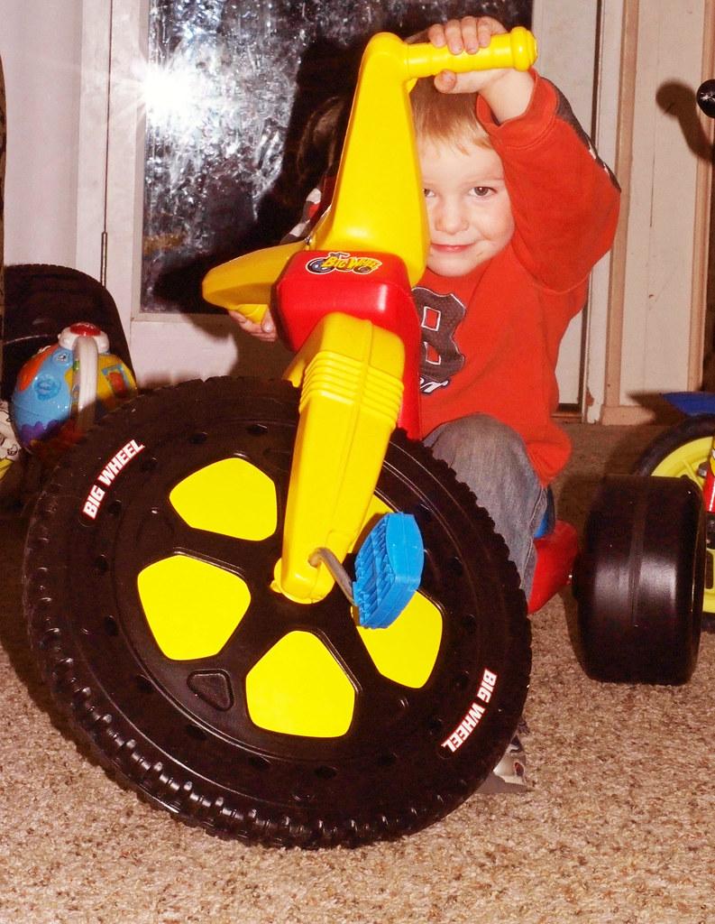 Big Wheel!!! ~ Day 7/365
