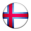Flag of Faroe Islands PNG Icon