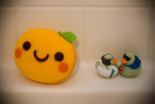 Post-Bath Routine
