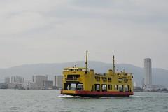 Penang 2009 - Ferry