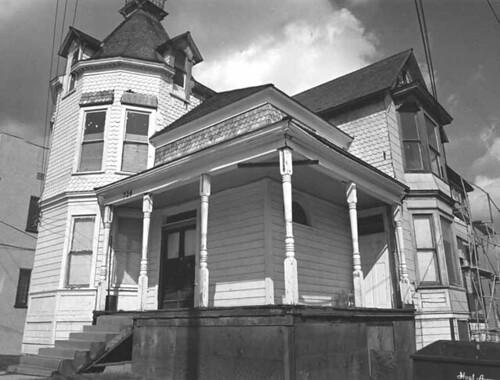 Libby House, c. 1982
