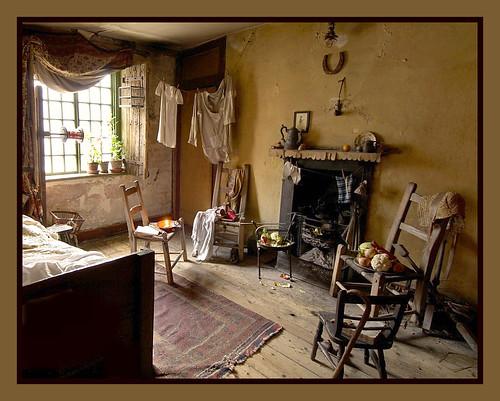 dennis severs' house .. spitalfields ..