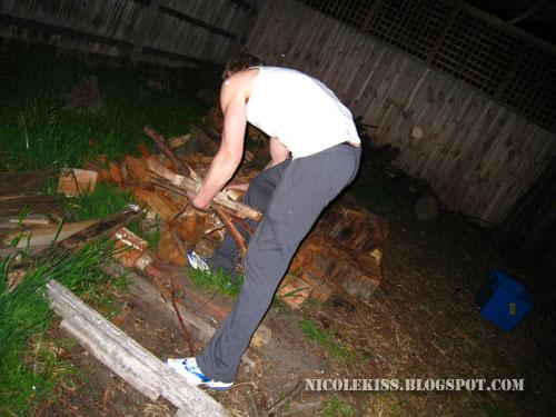 choosing logs