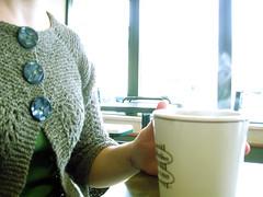 first photo with my new gorillapod (jodigreen) Tags: ontario canada me coffee mug windsor timhortons tims newtripod gorillapod