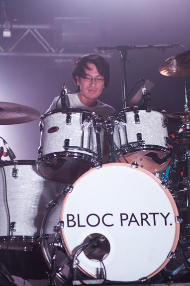 Bloc Party ~ Wolverhamtpon Civic Hall