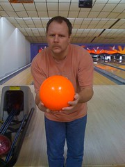 Bowling are serious sport