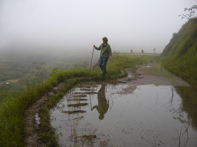 Damp day in Banaue