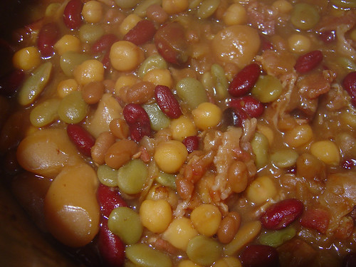 5 Bean Casserole