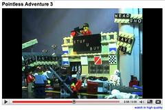 Pointless Adventure 3 (Rick_3691) Tags: lego animation zombies brickfilm stopmotion youtube brickarms lumpycowstudios postapocalypticpointlessadventure3