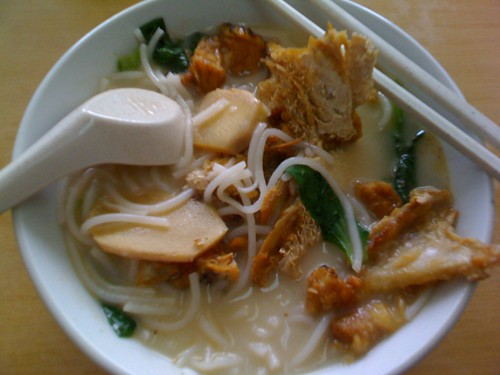 罗敏娜鱼头米粉 Novena Fish Head Bee Hoon