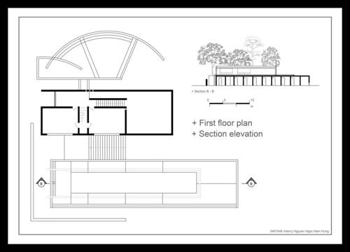 Flickriver Photoset koshino house tadao ando by HARRY NG – Koshino House Floor Plan