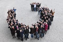Auf dem Bundeskongress der Jungen Libealen in Dresden 2009