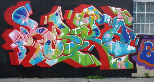 kobra by reas graffiti nyc new york style burner