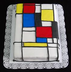 Piet Mondrian (Mariana Pugliese) Tags: azul rojo arte amarillo cuadro pietmondrian 241543903 marianapugliese