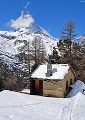 Riffelalp (luca2142) Tags: schnee snow alps schweiz switzerland suisse swiss neve zermatt matterhorn svizzera alpi valais cervino vallese mywinners abigfave superaplus aplusphoto goldstaraward rubyphotographer