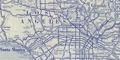 mapCA1955SantaMonica