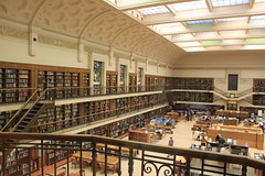 The State Library of New South Wales (kyle.briscoe) Tags: reading library sydney australia books newsouthwales statelibraryofnewsouthwales mitchellreadingroom