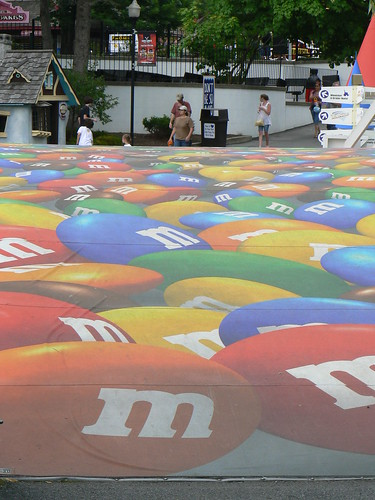 Follow the M&M Road