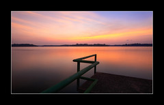 * vector - revisit * (^soulfly) Tags: longexposure dri hdr cpl waterscape uwa cs4 efs1022mm orangesunset revisit photomatix upperseletarreservoir hoyand4 canon40d tonemappingv12