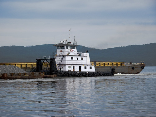 The tugboat Glen Cove by you.