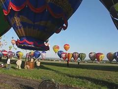 329 Balloons Timelapse, World Record (mortimer?) Tags: timelapse video balloon hotairballoon lorraine montgolfire chambley g9 mondialairballoons lmab09 chambley09