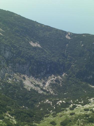discesa sentiero natura n° 15