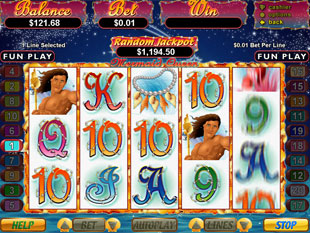 Mermaid Queen slot game online review