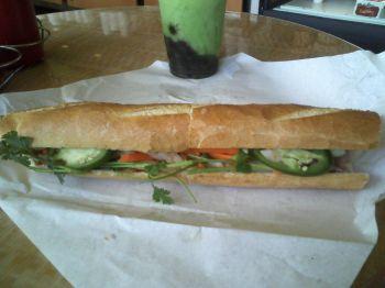 Sandwich Express Banh Mi