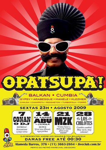 OPATSUPA! 6as no JIVE