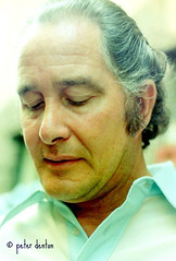 Ronnie Biggs freed (Peter Denton) Tags: uk brazil news film rio riodejaneiro train 35mm 1974 tv media railway criminal crime broadcasting sideburns 1960s analogue journalism controversy 1963 currentaffairs greattrainrobbery thisweek extradition thamestelevision ronniebiggs ronaldbiggs 70shairstyle ©peterdenton greattrainrobber ruaprofessorgastãobaiana