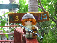 Kevvy, Amigurumi pattern (K and J Dolls) Tags: pattern crochet amigurumi basteln haken gancho croch hkeln virka ganchillo anleitungen hkelanleitung amigurumiboy amigurumiskater
