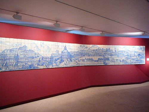 El panorama de Lisboa.