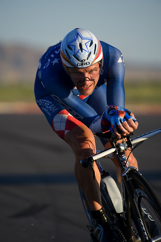 David Zabriskie - Tour of Utah, stage 3