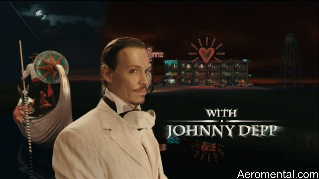 Imaginarium Johnny Depp como Tony