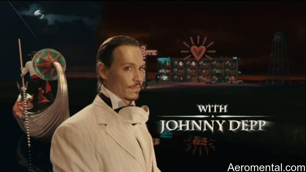 Imaginarium Johnny Depp como Tony