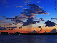 Thank you my Friends (iCamPix.Net) Tags: sunset vacation canon landscape florida miami professionalphotographer keybiscayne miamidade 8124 markiii1ds