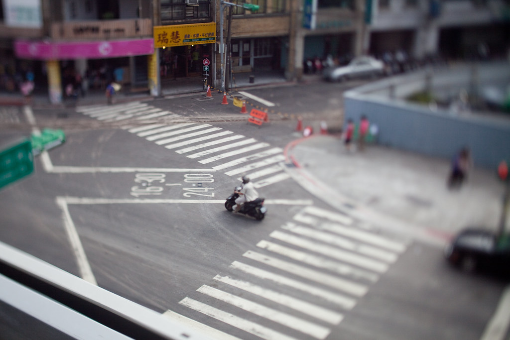 Tilt Shift World
