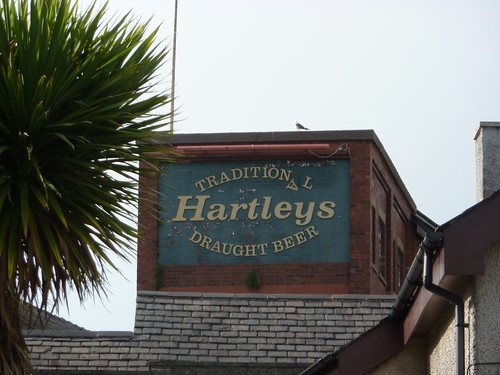 The former Hartley's Brewery