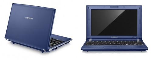 Samsung N120 Blau Blue