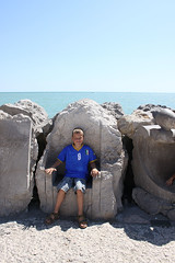 The King on his Throne (50D-Ray) Tags: holiday caorle