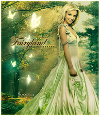 67. Fairyland - Britney Spears (lcou14*) Tags: color sexy me photoshop toy soldier for photo paint foto fuck you spears circus 14 it gimme more again bitch singer cs oops montaje did piece blackout diva britney brit bit starring slave prerogative womanizer colorizacin blackout14