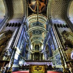 S vora IX (hfmsantos) Tags: portugal church cathedral igreja hdr vora 3xp ilustrarportugal