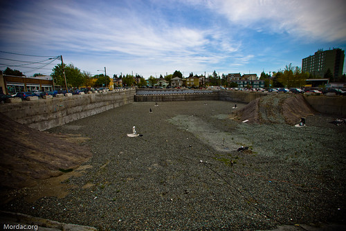 There's a Hole in the Heart of Green Lake
