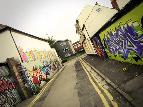 Elm Street Lane