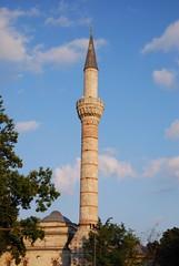 Ottoman Minaret 0064 (farouq_taj) Tags: turkey minaret trkiye istanbul mosque trkei ottoman camii turchia minare osmanl ottomanstyle