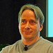 Linus Torvalds at LinuxCon 2009